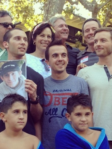 Reunion of the Day: Malcolm in the Middle (pictures)