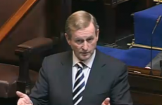 Kenny defends small savings from cuts to public allowances