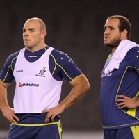 Injured pair in line for Wallabies return