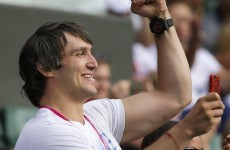 NHL lock-out: Ovechkin heads back home to Moscow