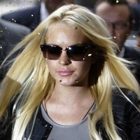 The Dredge: Lindsay Lohan is getting used to being arrested