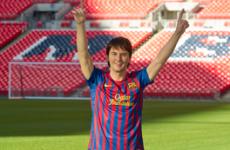 Madame Tussaud's new Leo Messi wax figure cost them £150,000