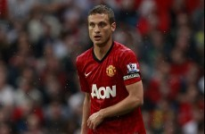 'United fans won't let club down at Anfield' - Vidic