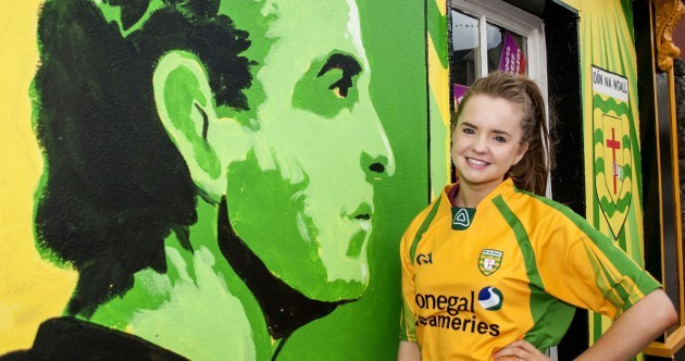 Photos: Donegal fans show their colours ahead of All-Ireland decider