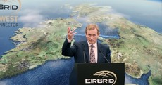 Pics: Is Enda able to generate his own electricity?*