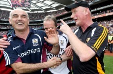 """Brian Cody: """"I don't know of any player who believes Henry Shefflin is unsporting"""""""
