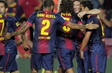 La Liga preview: Barca primed to extend streak