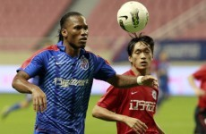 Drogba: I'm happy and staying in China