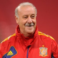 Del Bosque hints at quitting football after Spain role