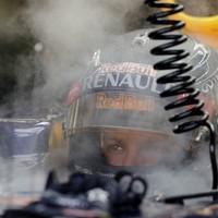 Vettel lays down Singapore marker