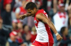 Sydney Swans break Collingwood hoodoo to make grand final again