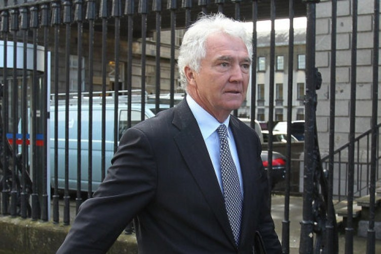 Former Anglo Irish Bank boss Sean FitzPatrick