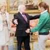 In pictures: Team Ireland meets President Higgins at the Áras