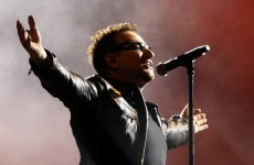 The eagle has landed: Bono to get Mexico's top honour