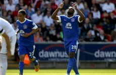 As it happened: Swansea v Everton, Premier League