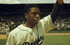 VIDEO: If this trailer doesn't make you want to see the new Jackie Robinson film, nothing will