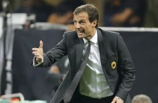 Allegri dismisses quit rumours