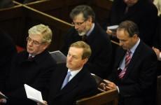 Sinn Féin rebounds, others remain the same