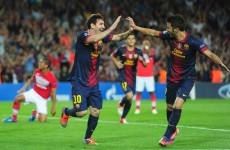 Vilanova plays down Barca 'rift' rumours