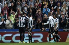 Report: Newcastle beat Norwich to move up to tenth