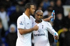 Spurs come from behind to beat QPR