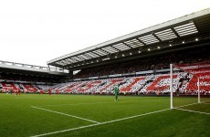 VIDEO: Manchester United fans sing offensive chants at Anfield