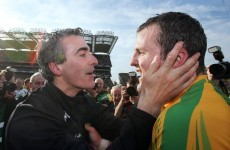 'You just want to see the players fulfil their dreams' - McGuinness