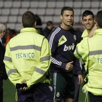 Lights out: Real Madrid match abandoned after vandals cut electrical cables