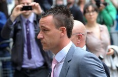 Terry faces FA disciplinary hearing