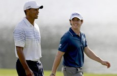 'I wouldn't want McIlroy playing Woods in singles' - Monty