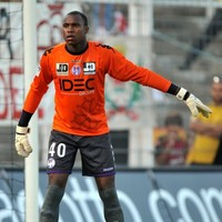 VIDEO: Toulouse keeper Ali Ahamada equalises with a backwards diving header in the 95th minute