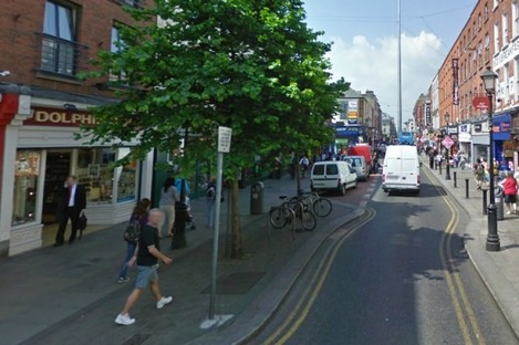 Dolphon Records (pictured left) on Dublin's Talbot Street