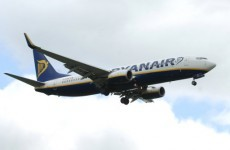 Ryanair plane evacuated in Kerry