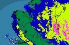 Weather update: Rain, rain, and more rain to come