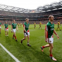 Box office: 1.4 million of us tuned in to the All-Ireland football final yesterday