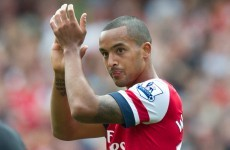 Walcott denies money rift with Arsenal and eyes forward role