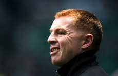 Celtic boss Neil Lennon scoffs at treble talk before cup tie