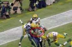 VIDEO: There was a terrible call in the NFL last night