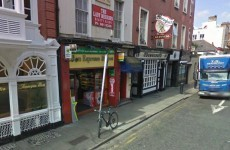 Man robs Dublin city centre post office, makes getaway in a taxi