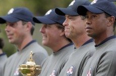 Facts and figures: the 2012 Ryder Cup in numbers