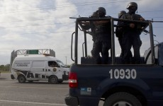 Nine killed in Mexico cemetery shootout during El Bebe's funeral