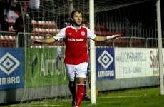 Airtricity League: Saints overcome Rovers to keep pressure on Sligo
