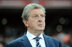 England boss Hodgson plans change of approach