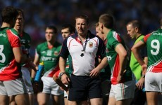 Cian O'Neill steps down in Mayo