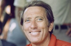 RIP Andy Williams... what were his greatest hits?