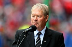 Listen to Michael Ó Muircheartaigh's Christmas poem