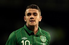 'Inexperienced' Brady misses out as Ireland stick with tried and trusted