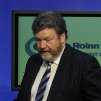 James Reilly on Shortall's departure: 'Pressure's only for tyres'
