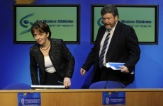 In full: James Reilly's letter to Róisín Shortall about Primary Care centres