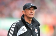 Tony Pulis calls for three-game diving ban